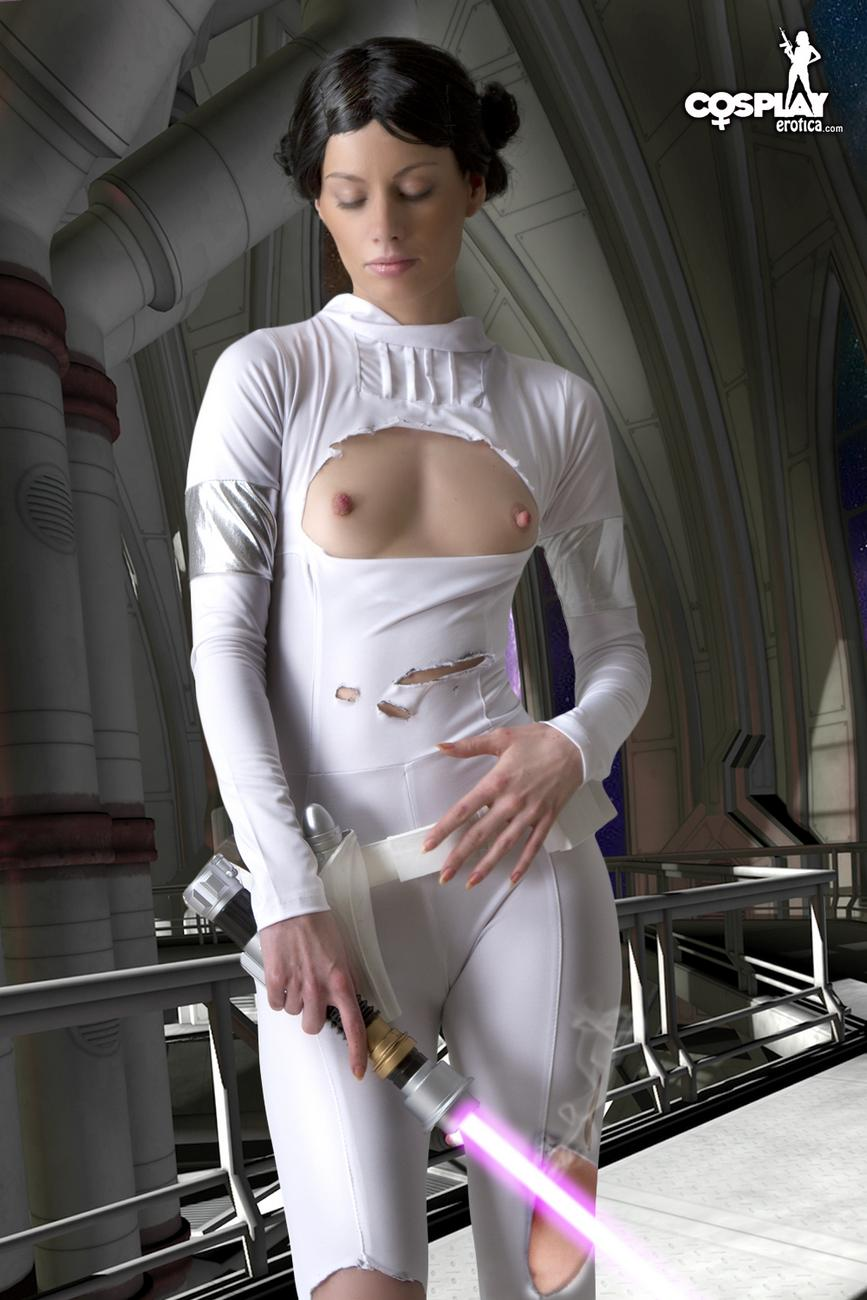 Cosplay naked star wars hentai gallery