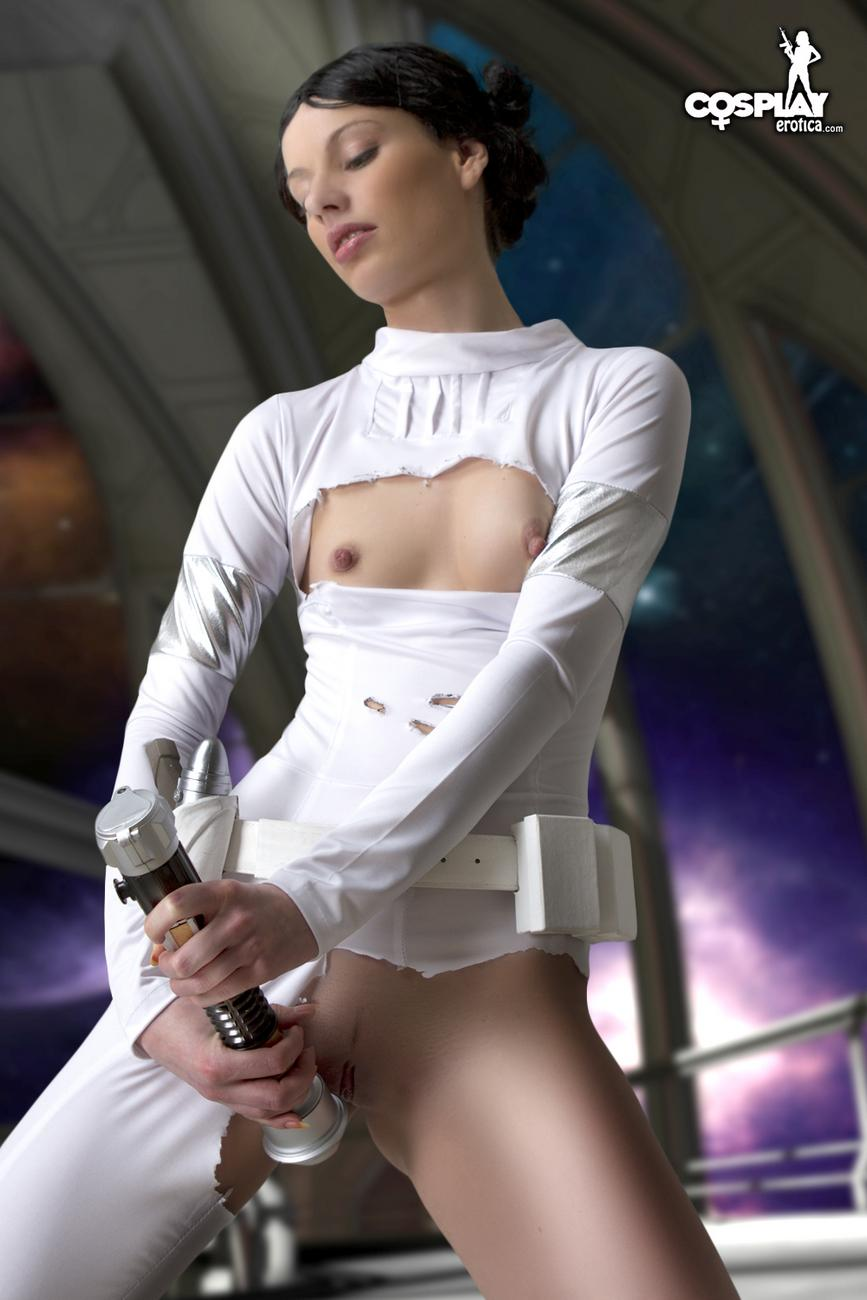 Star Wars Cosplay Videos and Porn