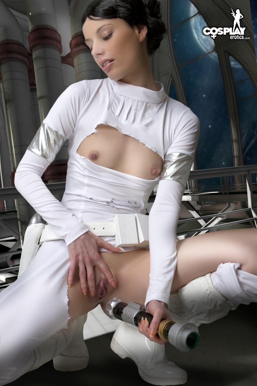 Hot nude star wars cosplay nude movie